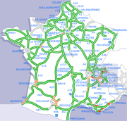 tunnel de frejus carte Carte info trafic   SFTRF (Société Française du Tunnel Routier du
